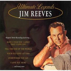 jim reeves ultimate legends: jim reeves (2001) (united audio) (16 tracks) 320 kbps mp3 album