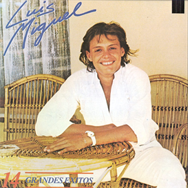 luis miguel 14 grandes exitos (1989) (capitol records) (14 tracks) 320 kbps mp3 album