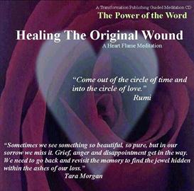healing the orignal wound