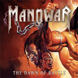 manowar the dawn of battle (2003) (metal blade records) (3 tracks) 320 kbps mp3 ep