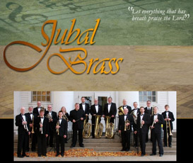 02 the kings march & prince eugene's march 1  jubal brass - brass choir