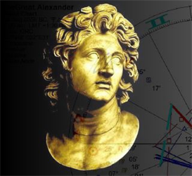 the horoscope of alexander the great