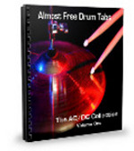 ac/dc volume 2- -drum music book