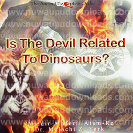 is the devil related to dinosaurs?