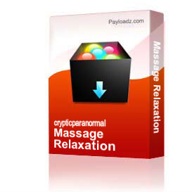 Massage Relaxation | Other Files | Everything Else