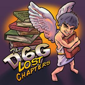 d6g: the lost chapters book 14