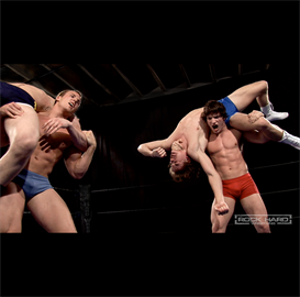 0706 - jake jenkins & austin cooper vs cliff johnson & nick collins
