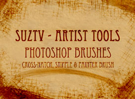 artist tools photoshop brushes