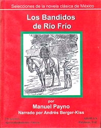 Listen and Learn Spanish E-book Series: Los Bandidos de Rio Frio | Audio Books | Languages