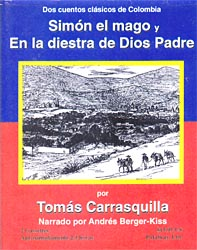listen and learn spanish e-book series: simon el mago y en la adiestra de dios padre