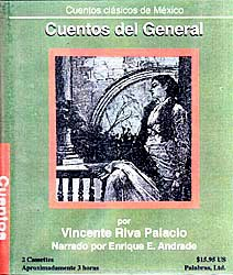 listen and learn spanish e-book series: cuentos del general