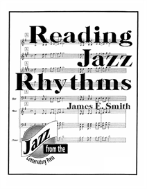 reading jazz rhythms (bass clef)