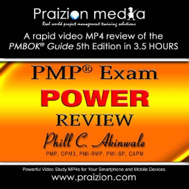 pmp exam power review