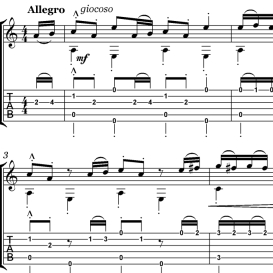 Fuga - Angry Birds - Free Flute Sheet Music - Jellynote