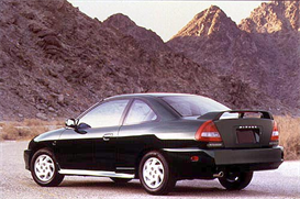 2000 Mitsubishi Mirage Coupe MVMA | eBooks | Automotive