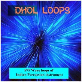 asian dhol drum loops
