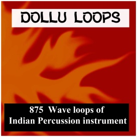 asian dollu drum loops