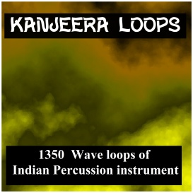 asian kanjeera loops