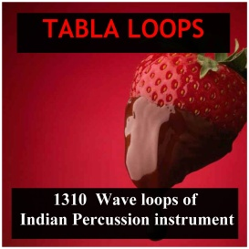 asian tabla loops