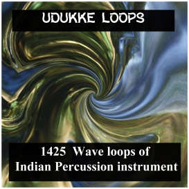 asian udukai drum loops