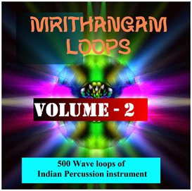 asian mrithangam loops - volume - 2