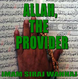 allah, the provider