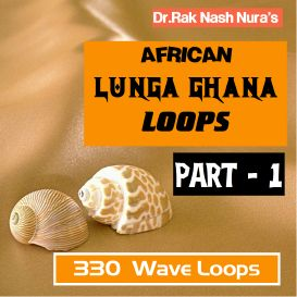 African Lunga Drum Loops - Part - 1 | Music | Soundbanks
