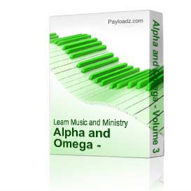 alpha and omega - volume 3