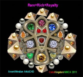 rare rich royalty
