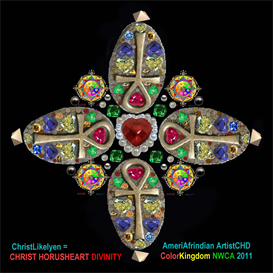 ChristLikelyen = Christ-Horusheart Deity = Divinity | Other Files | Arts and Crafts