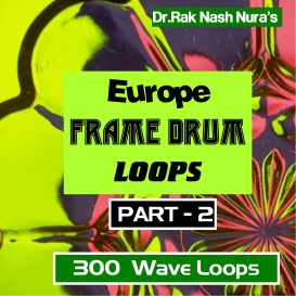 european frame drum - volume - 2