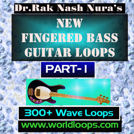 bass - fingered bass - volume - 1