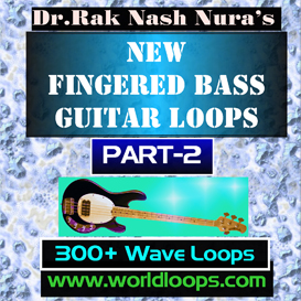 bass fingered - volume - 2