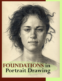 foundations in portrait drawing volume 1 - 2nd edition