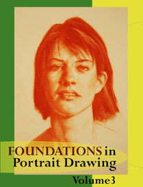 foundations in portrait drawing - volume 3