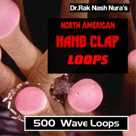 north american hand clap  loops