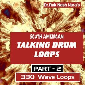 South American Talking Drums - Part -2 | Music | Soundbanks