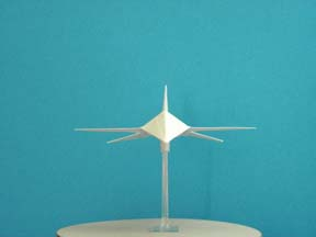 Second Additional product image for - Origami F-16 Falcon Tutorial Video
