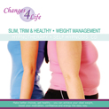 MP3 - Slim, Trim & Healthy - Weight Management Track 1 & 2 | Audio Books | Self-help