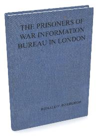 the prisoners of war informatioin bureau in london