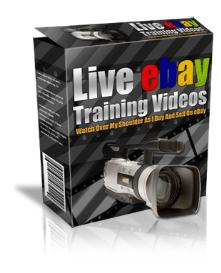 live ebay training videos