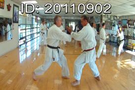 soke tak kubota video karate session #6 download