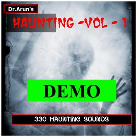horror haunting sounds - volume - 1