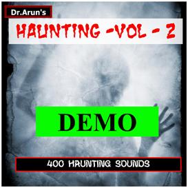 horror haunting sounds - volume - 2