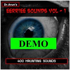 Horror Eeerieeee Sounds - Volume - 1 | Music | Soundbanks