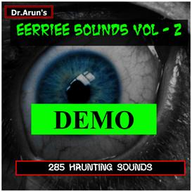 horror eeerieeee sounds - volume - 2