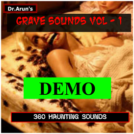 horror grave sounds - volume - 1