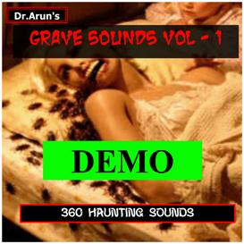 Horror Grave Sounds - Volume - 1 | Music | Soundbanks