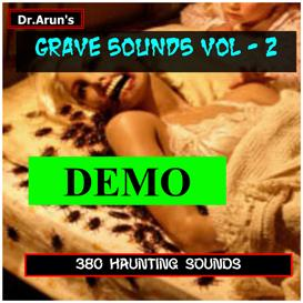 horror grave sounds - volume - 2