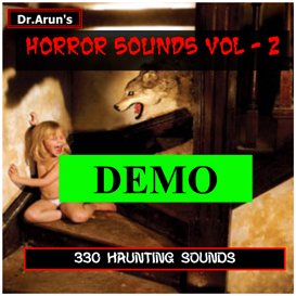 horror sounds - volume - 2